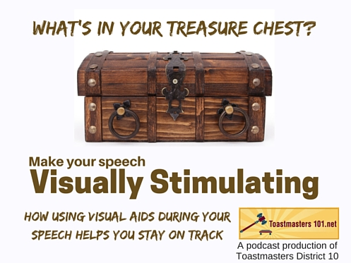 Visual Aids: Make Your Speech Visually Stimulating
