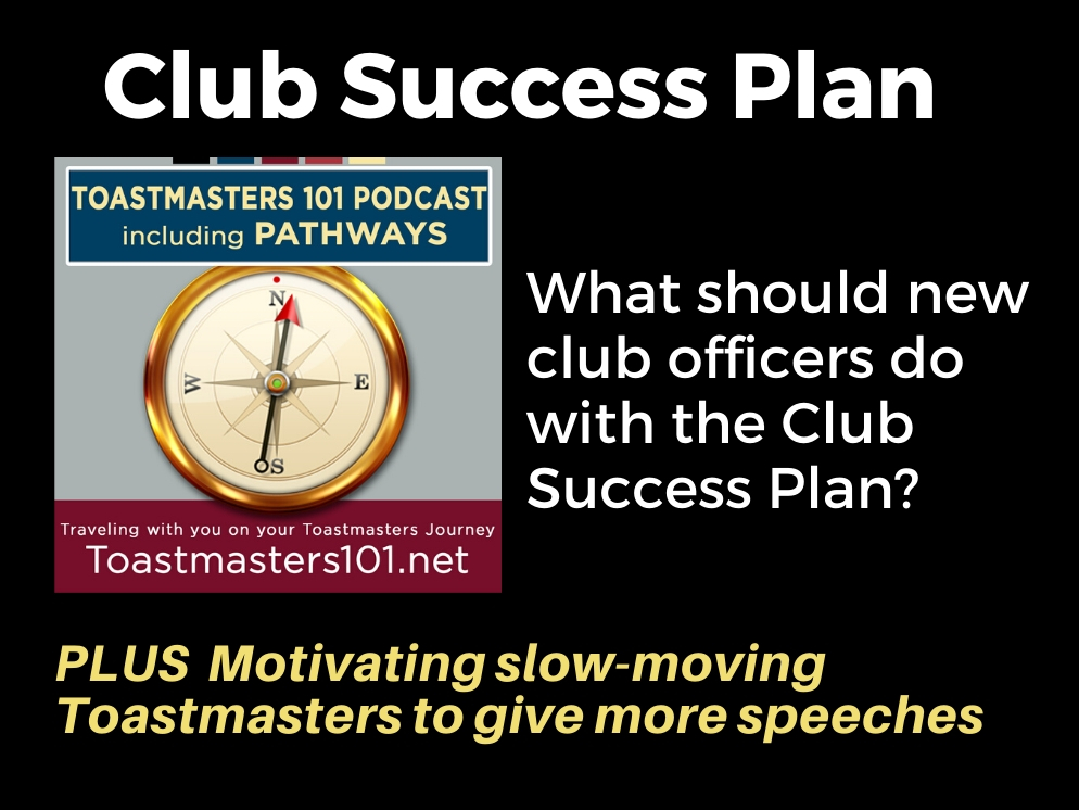 Club Success Plan Meeting